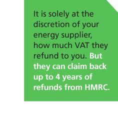 Reclaim VAT from HMRC